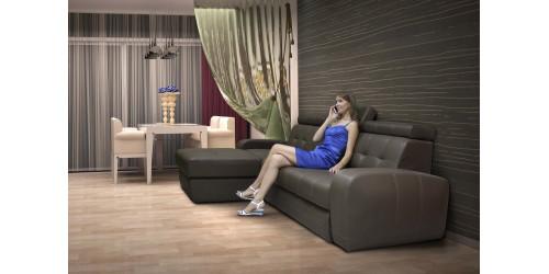 Угловой диван Мирум